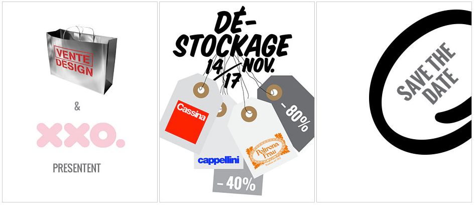 Déstockage Design